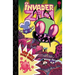 INVADER ZIM HC VOL 3 DLX ED