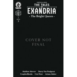 CRITICAL ROLE TALES OF EXANDRIA 3