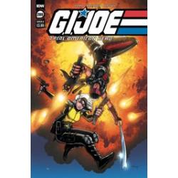 GI JOE A REAL AMERICAN HERO 289 CVR B CASEY MALONEY