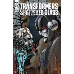 TRANSFORMERS SHATTERED GLASS 5 CVR A MILNE