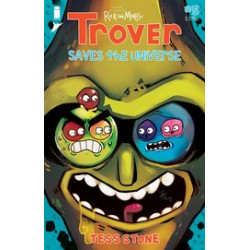 TROVER SAVES THE UNIVERSE 5