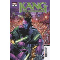 KANG THE CONQUEROR #1 (OF 5) 2ND PTG VAR