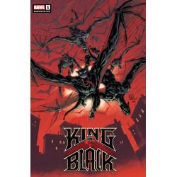 KING IN BLACK 1 (OF 5) STEGMAN DARKNESS REIGNS VAR