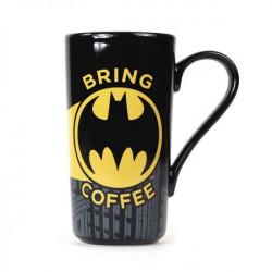 BATMAN MUG LATTE-MACCHIATO BRING COFFEE
