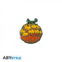 PIN S PYROFRUIT ONE PIECE