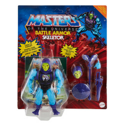 SKELETOR MASTERS OF THE UNIVERSE DELUXE 2021 FIGURINE 14 CM