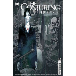 DC HORROR PRESENTS THE CONJURING THE LOVER 1 (OF 5) CVR A BILL SIENKIEWICZ (MR)