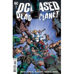 DCEASED DEAD PLANET 7 (OF 6)