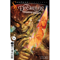 DREAMING WAKING HOURS 6