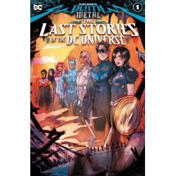 DARK NIGHTS DEATH METAL LAST STORIES OF THE DCU 1