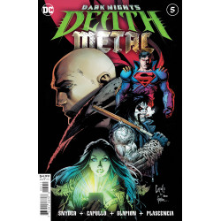 DARK NIGHTS DEATH METAL 5 (OF 6)
