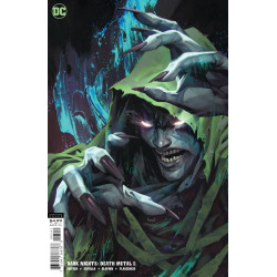 DARK NIGHTS DEATH METAL 5 (OF 7) CARD STOCK SPECTRE BY LUCI