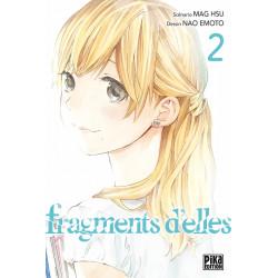 FRAGMENTS D'ELLES T02