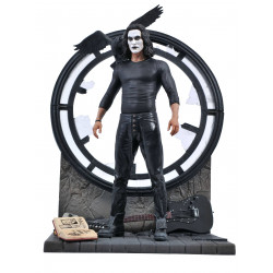 THE CROW THE CROW MOVIE GALLERY STATUE PVC 23 CM