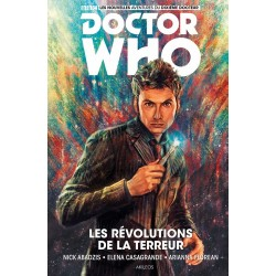 DOCTOR WHO DIXIEME DOCTEUR T1