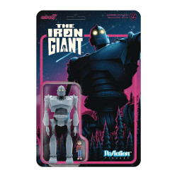 IRON GIANT STANDARD REACTION WAVE 1 ACTION FIGURE