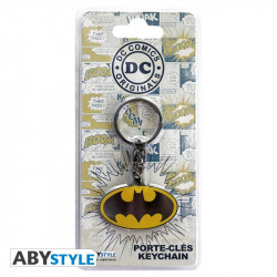 LOGO BATMAN DC COMICS PORTE-CLES
