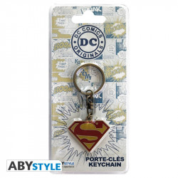 LOGO SUPERMAN DC COMICS PORTE-CLES