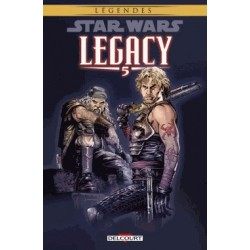 STAR WARS LEGACY T05 NED