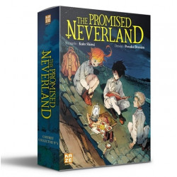 THE PROMISED NEVERLAND COFFRET MYSTIC CODE + ROMAN 4