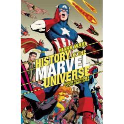 HISTORY OF MARVEL UNIVERSE 2 (OF 6) RODRIGUEZ VAR