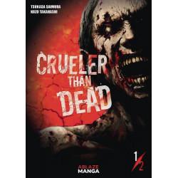 CRUELER THAN DEAD GN VOL 01 (MR)