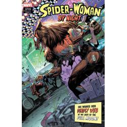 SPIDER-WOMAN 5 GLEASON SPIDER-WOMAN NIGHT HORROR VAR