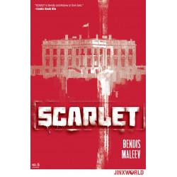 SCARLET 5 (OF 5) (MR)