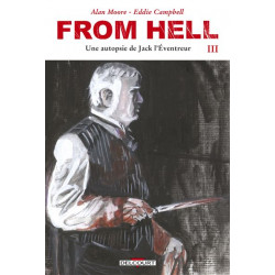 FROM HELL T03 EDITION COULEUR