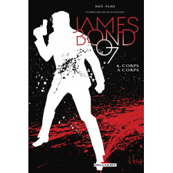 JAMES BOND T06 CORPS A CORPS