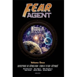 FEAR AGENT INTEGRALE 2