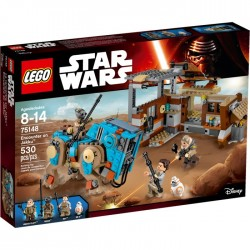 ENCOUNTER ON JAKKU STAR WARS THE FORCE AWAKENS LEGO BOX