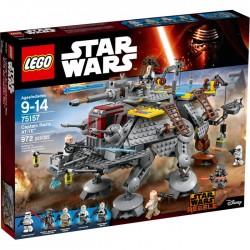 CAPTAIN REX'S AT TE LEGO STAR WARS REBELS BOX