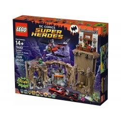 BATCAVE BATMAN CLASSIC TV SERIES LEGO DC COMICS BOX