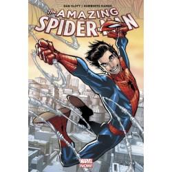 AMAZING SPIDER-MAN MARVEL NOW T01