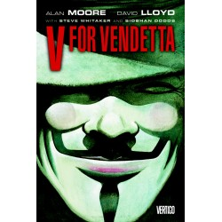 V FOR VENDETTA NEW EDITION SC