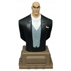 LEX LUTHOR SUPERMAN ANIMATED SERIES RESIN BUST