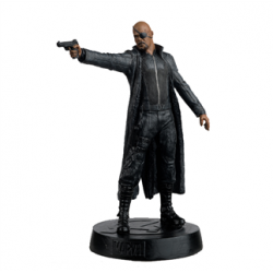 NICK FURY FROM THE AVENGERS MARVEL MOVIE COLLECTION RESINE FIGURE NUMERO 6