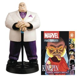 KINGPIN - MARVEL FACT FILES COSMIC SPECIAL NUMERO 19