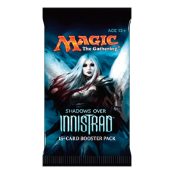 SHADOWS OVER INNISTRAD MAGIC THE GATHERING BOOSTER VERSION ANGLAISE