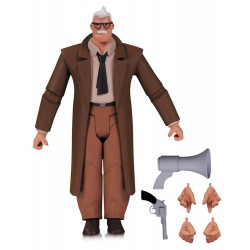 COMMISSIONER GORDON DC BATMAN THE ANIMATED SERIES ACTION FIGURE