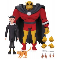 ETRIGAN AND KLARION DC BATMAN THE NEW ADVENTURES 2PACK ACTION FIGURES
