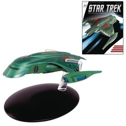 ROMULAN SHUTTLE STAR TREK STARSHIP NUMERO 77