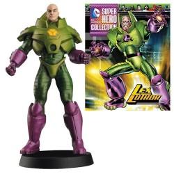LEX LUTHOR DC COMICS SUPER HERO COLLECTION NUMERO 20 FIGURE