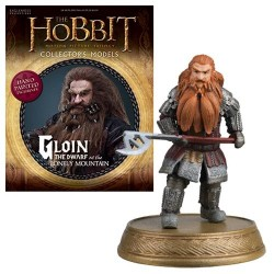 GLOIN THE DWARF THE HOBBIT COLLECTION NUMERO 24