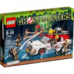 ECTO 1 ET 2 GHOSTBUSTERS 2016 BOX