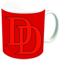 DAREDEVIL LOGO MARVEL COMICS BOXED MUG