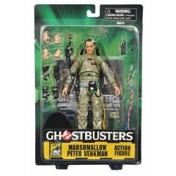 PETER VENKMAN MARSHMALLOW VERSION GHOSTBUSTERS SDCC EXCLU ACTION FIGURE