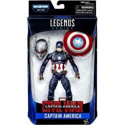 CAPTAIN AMERICA MARVEL LEGENDS SERIES GIANT-MAN CAPTATAIN AMERICA CIVIL WAR