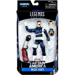 NICK FURY MARVEL LEGENDS SERIES GIANT-MAN CAPTATAIN AMERICA CIVIL WAR